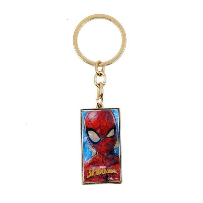 Marvel - Spiderman 3D Lenticular Keyring