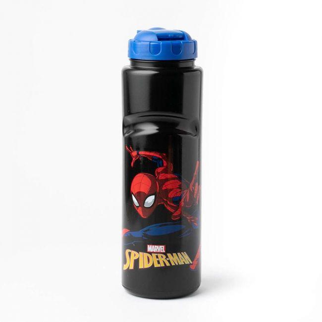 Marvel - Spiderman Printed Water Bottle - 800 Ml