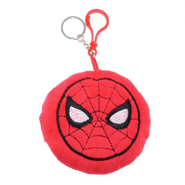 Marvel - Spiderman Toy Key Chain With Embroidery