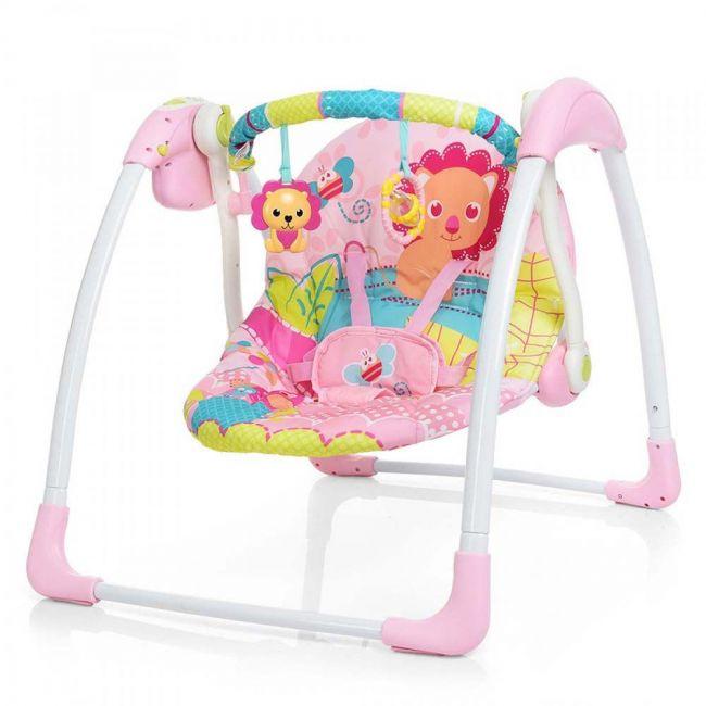 Mastela Deluxe Portable Swing - Pink