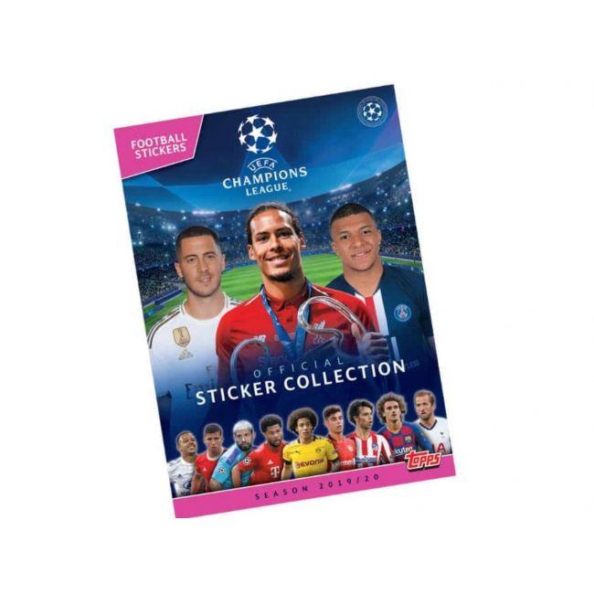 Match Attax - Champions League 19 20 Multi Pack