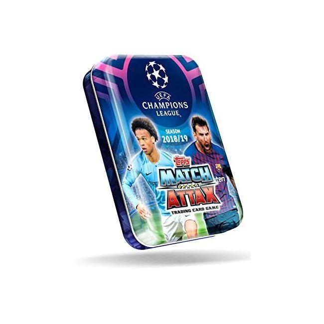 Match Attax - Topps Champions League 18 19 Mini T In Int