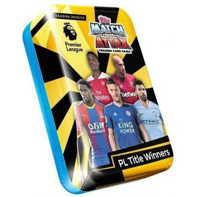 Match Attax - Topps Premier League 18 19 Mega T In Int