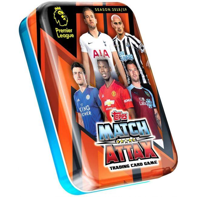 Match Attax - Topps Premier League 18 19 Mini T In Int
