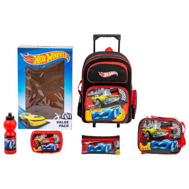 Mattel - Hot Wheels Value Pack 5 In 1