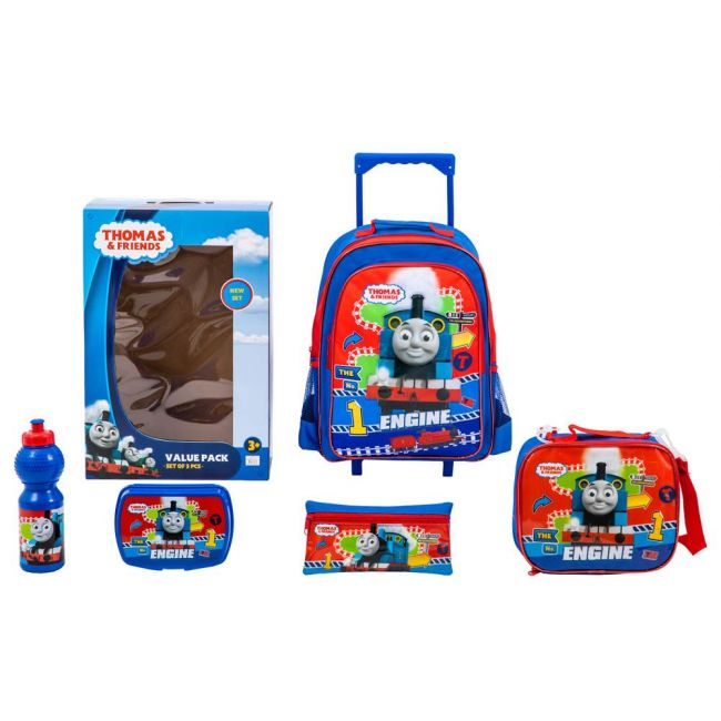 Mattel - Thomas & Friends Value Pack 5 In 1