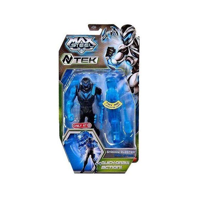 Max Steel - Lpl Blaster Darts F X