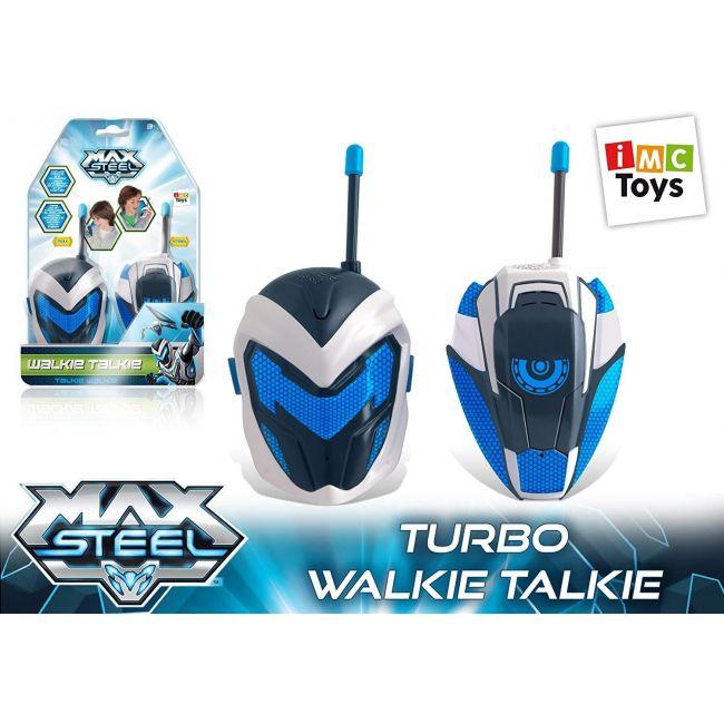 Max Steel - Lpl Turbo Walkie Talkie Max Steel