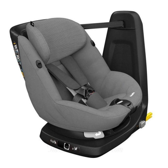 Maxi-Cosi Concrete Grey Axiss Fix Plus Car Seat