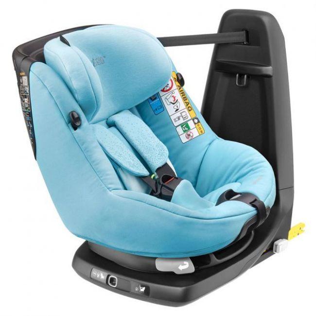 Maxi-Cosi Triangle Flow Black AxissFix Car Seat