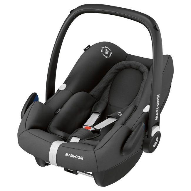Maxi Cosi - Rock Car Seat Essential Black