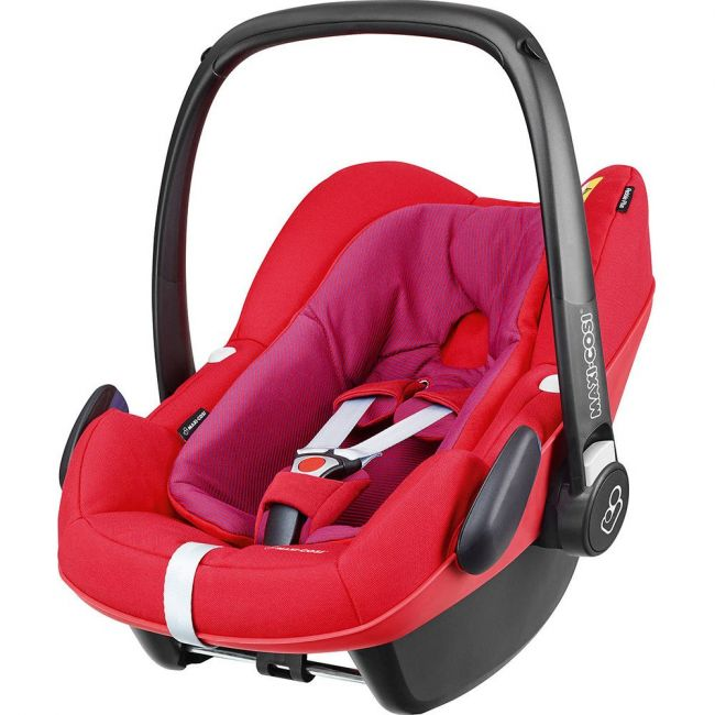 Maxi-Cosi Red Orchid Pebble Plus Car Seat
