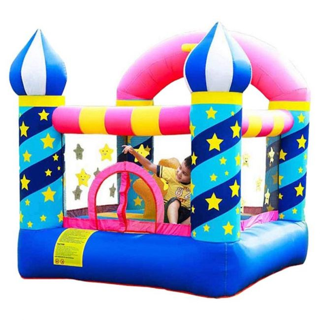 Myts - Inflatable Toddler Bounce House & Bouncy Castle Slide