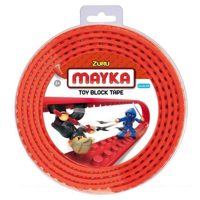 Mayka - Tape Large 4 Stud Red