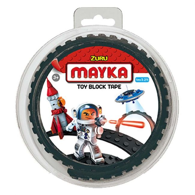 Mayka - Tape Small 1 M 2 Stud Black
