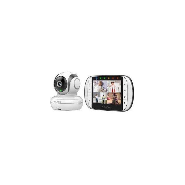 "Motorola 3.5"" Digital Video Baby Monitor"
