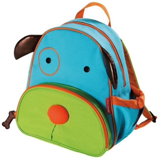 SkipHop Zoo Kid's School Backpack, Dog