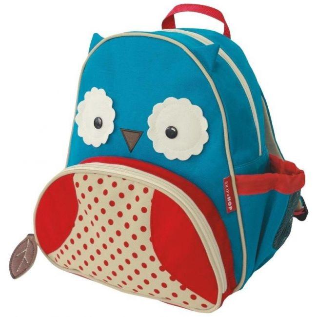 SkipHop Zoo Kid's Backpack, Owl