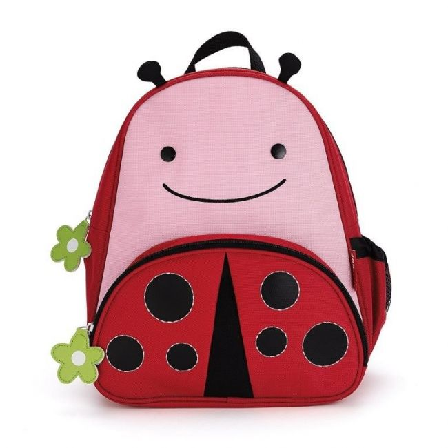 SkipHop Zoo Kid's Backpack, Ladybug