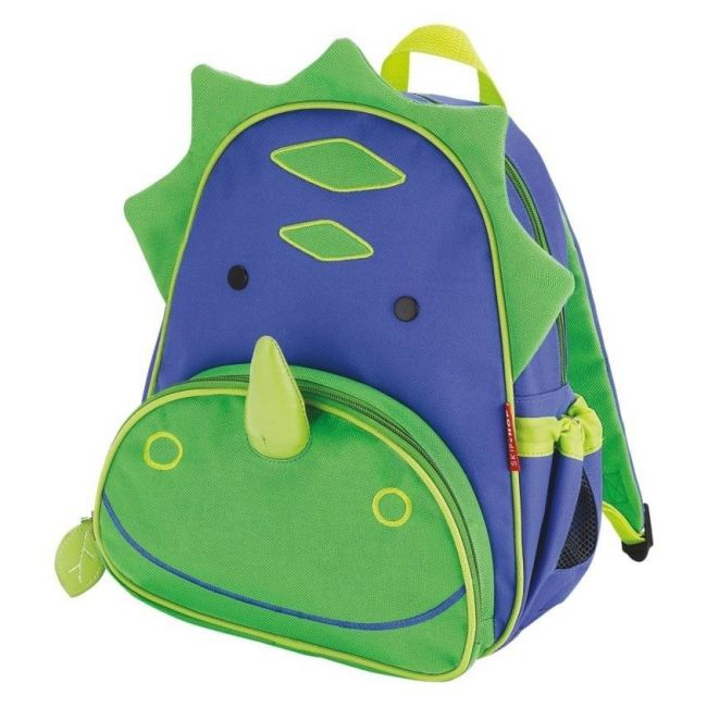 SkipHop Zoo Backpack, Dinosaur