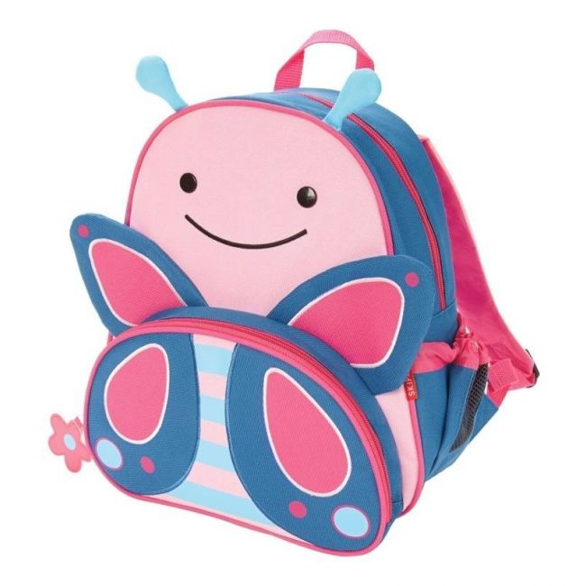 SkipHop Zoo Backpack,Butterfly