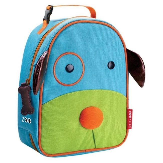 SkipHop Zoo Lunchie Kid's Bag, Dog