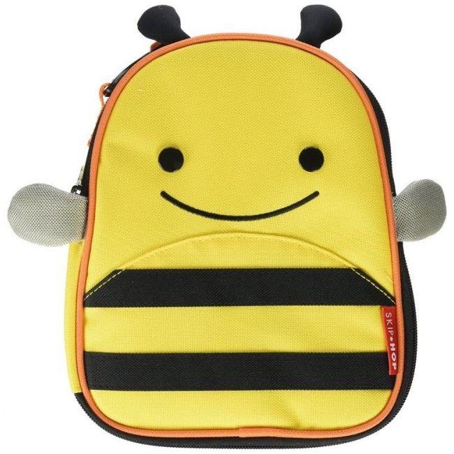 SkipHop Zoo Lunchie Kid's Bag, Bee