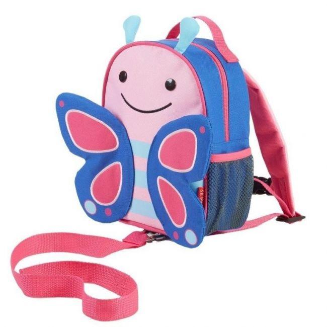 SkipHop Zoolet Kids School Backpack - Butterfly