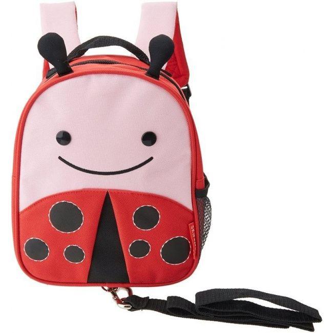 SkipHop Zoolet Kid's Bag, Ladybug