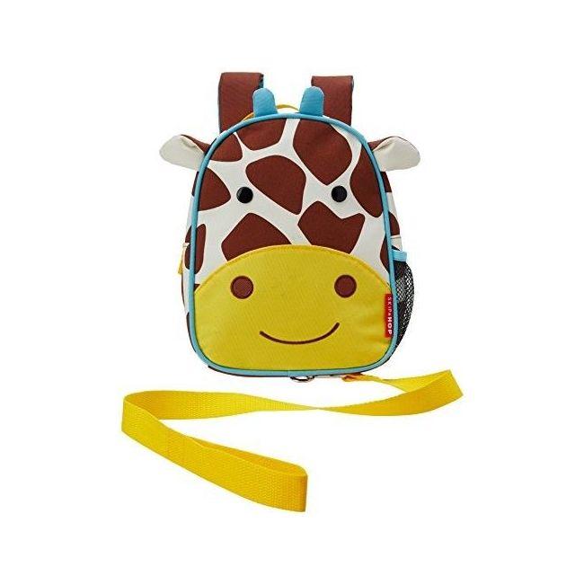 SkipHop Zoolet Kids Bag, Giraffe
