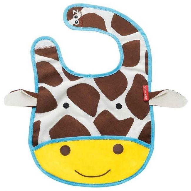 SkipHop Zoo Bib, Giraffe