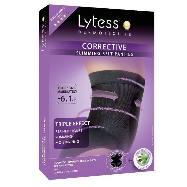 Lytess - Corrective Slimming Belt Panties - Black