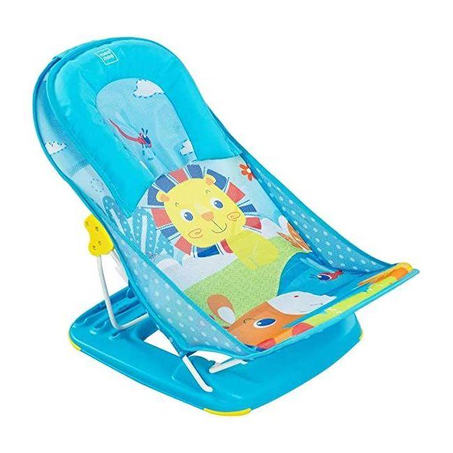 Mee Mee - Baby Bather Bath Seat Anti Skid Compact Blue