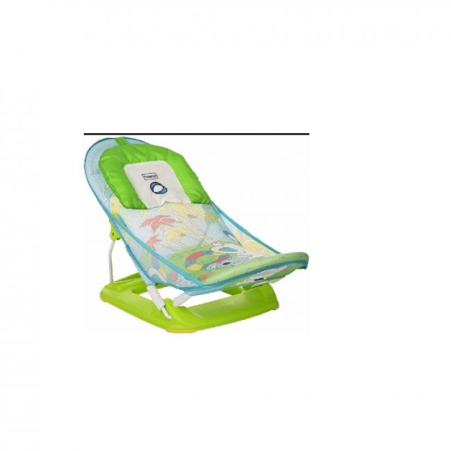 Mee Mee - Baby Bather Bath Seat Anti Skid Compact Green