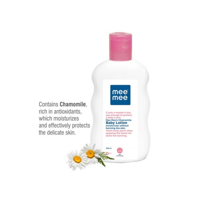 Mee Mee - Baby Lotion With Fruit Extracts 200 Ml