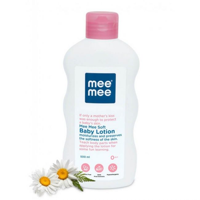 Mee Mee - Baby Lotion With Fruit Extracts 500 Ml