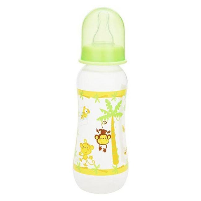 Mee Mee - Premium Baby Feeding Bottle 250 Ml - Green