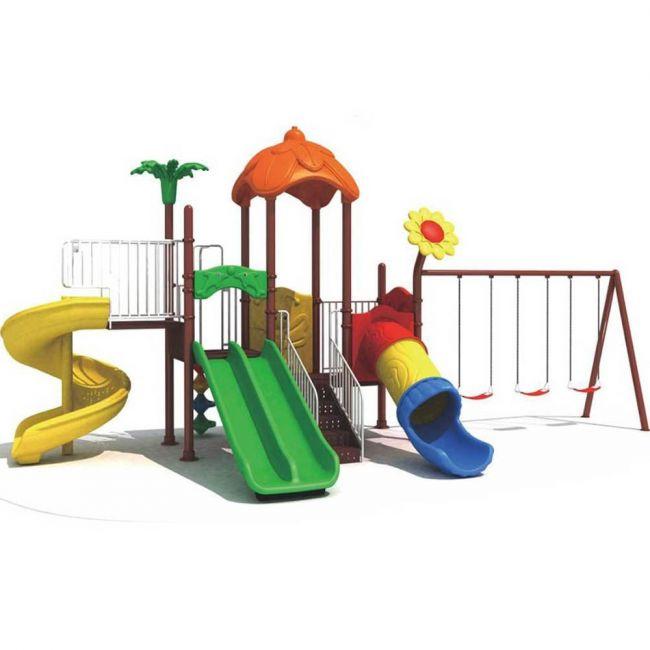 Megastar - Adventure Tower Deluxe Playground