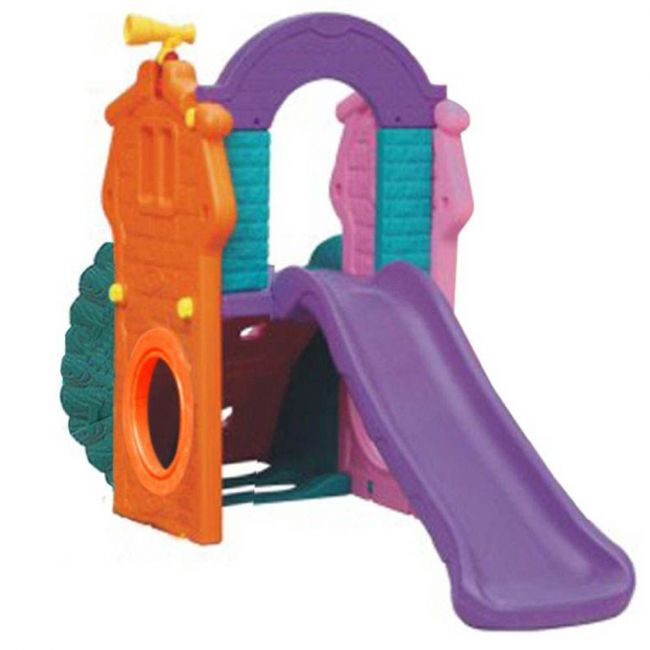 Megastar - Climber With Slide And Tunnel Play