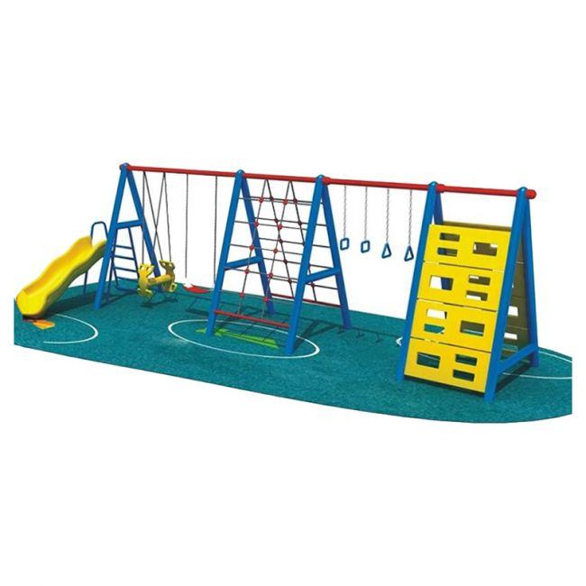 Megastar - Gymnation Multi Activities Metal Playground