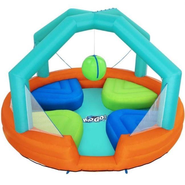 Megastar - Inflatable H2OGO! Bouncer Dodge And Drench Inflatable Water Park