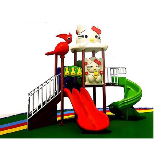 Megastar - Kitty Bird Slidehouse Playset