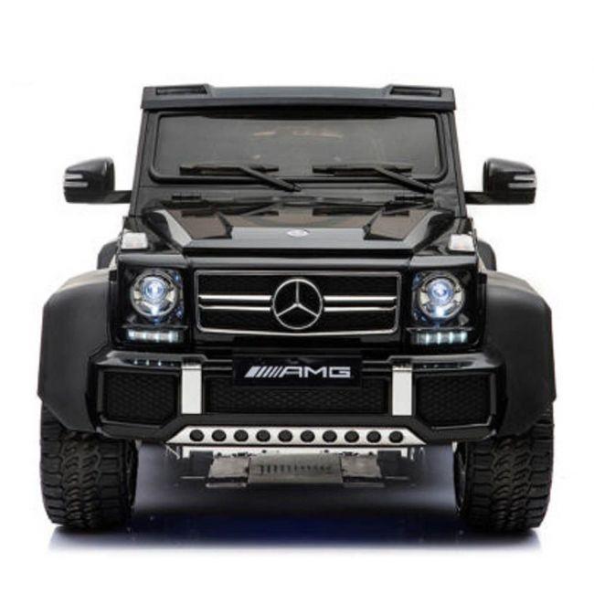 Megastar - Licensed 12 V Mercedes Benz Amg 6 Wheels 2 Seater Cruisader - Black