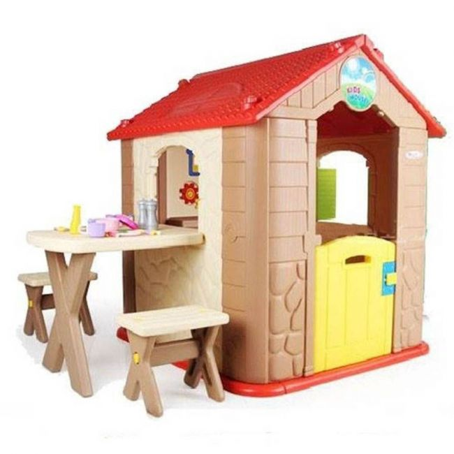 Megastar - My First Playhouse For Kids
