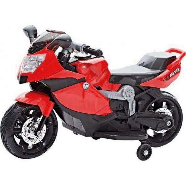 Megastar - Ride On BMW Sports Style Bike - Red