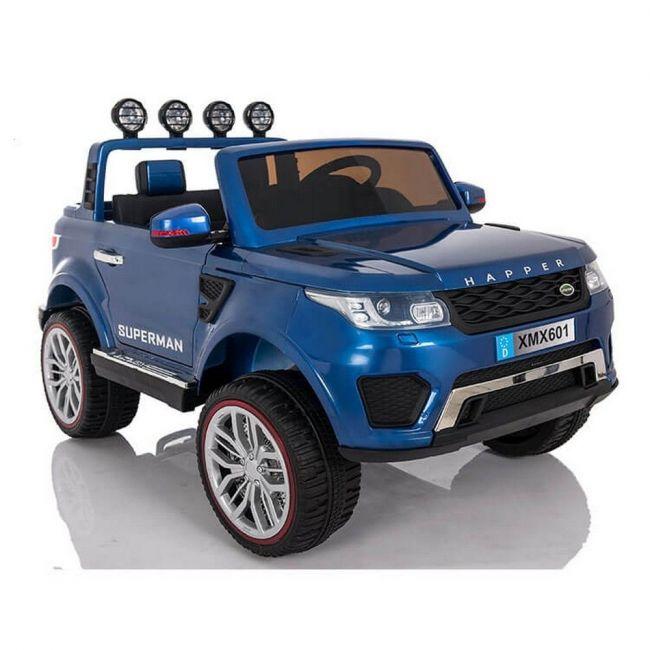 Megastar - Ride On Range Rover Style - Blue