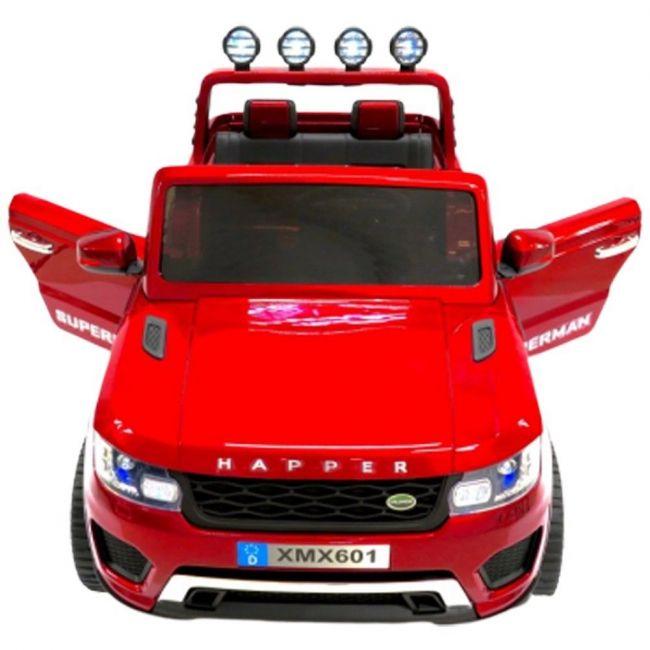 Megastar - Ride On Range Rover Style - Red