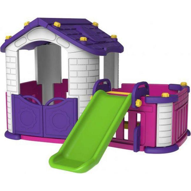 Megastar - Toddler Playhouse With Slide - CHD-354