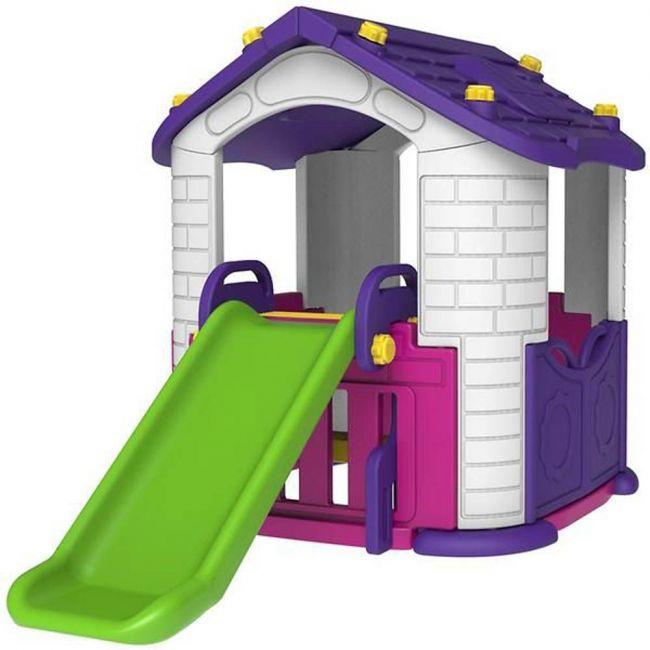 Megastar - Toddler Playhouse With Slide