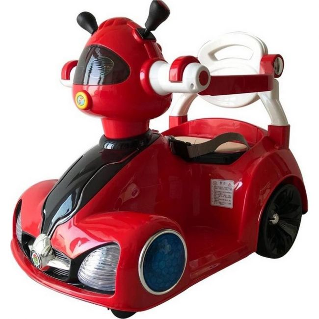 Megastar Ride On Lil Rider Rover Battery Operated Car - Red